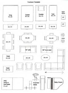 Plan cutouts